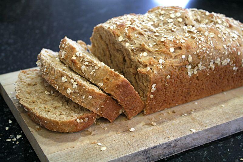 Winnie the Pooh's Honey Oat Quick Bread