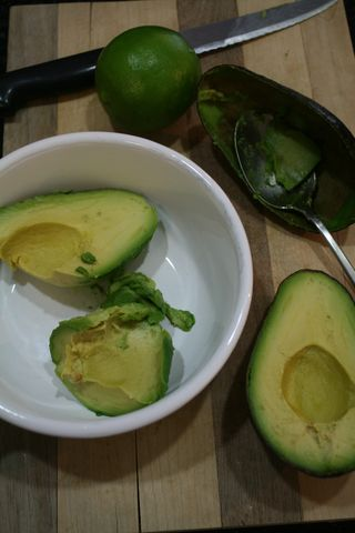 Avocado Guacamole