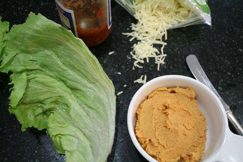 Iceberg Lettuce Tacos