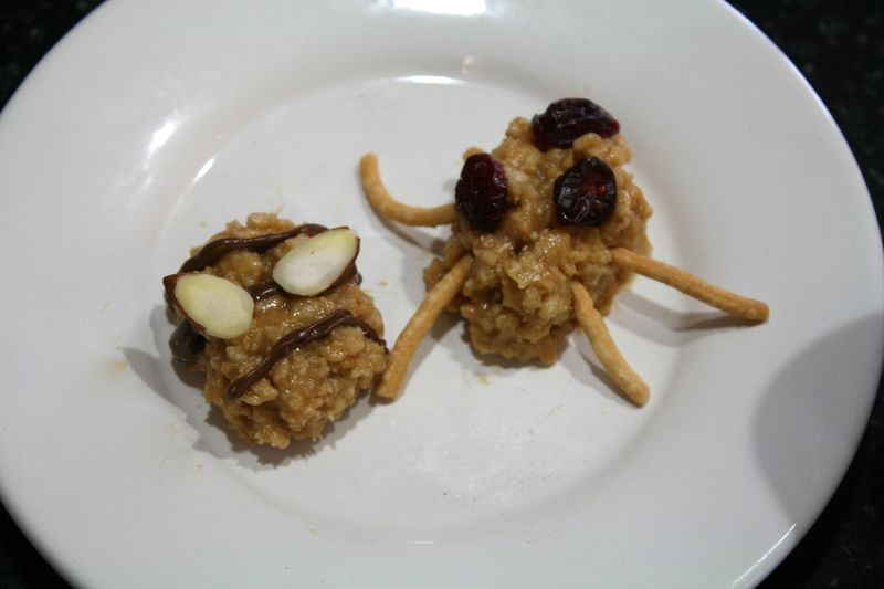 Crispy Critter Cookies