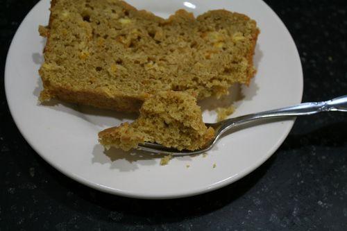Orange Snack Cake