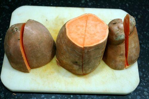 Sweet Potato Garland