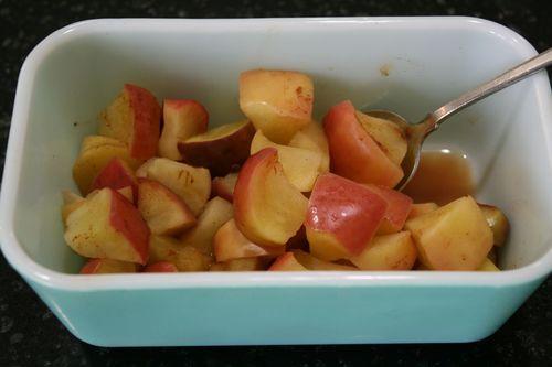 Apple Pie Parfait