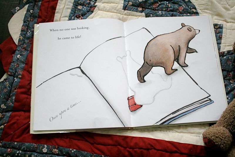 Otto the Book Bear1