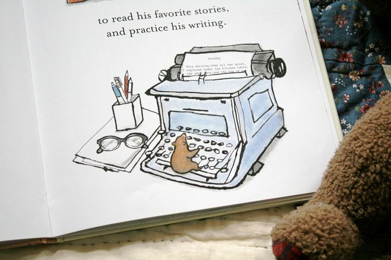 Otto the Book Bear2