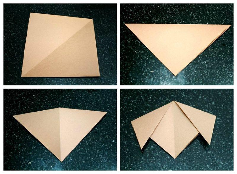 Dog Origami 2