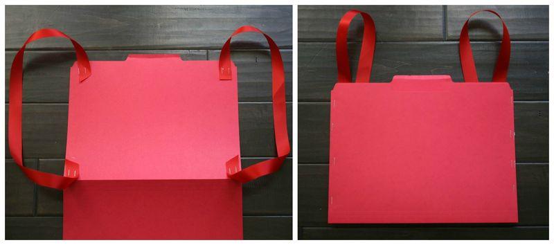 File Folder Backpack