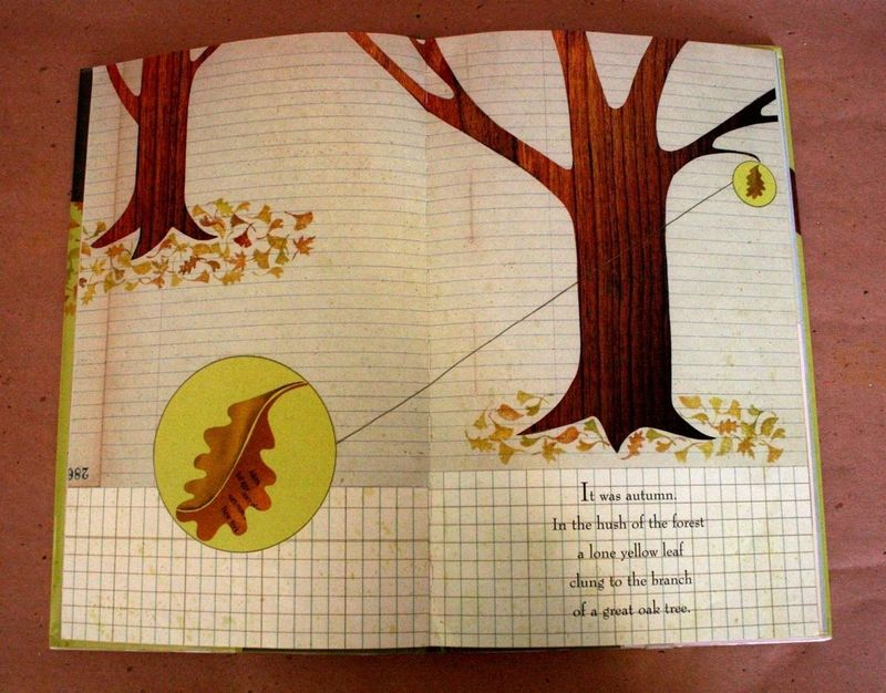 The Little Yellow Leaf - Off the Shelf