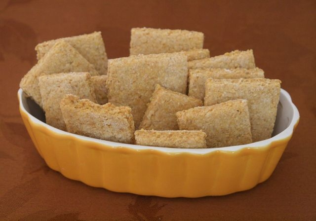 Cornbread Crackers - The Little Scarecrow - Off the Shelf