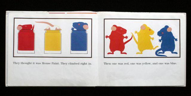 Mouse Paint - Off the Shelf