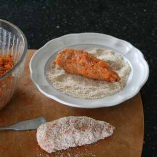 Carrot Croquettes - The Carrot Seed - Off the Shelf