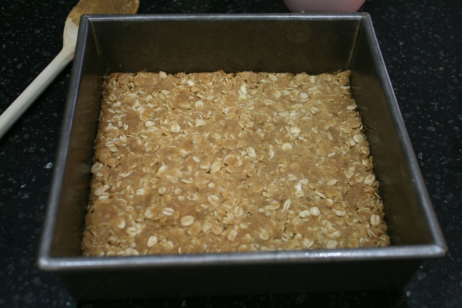 Whole Wheat Jamberry Crumble Bars - Jamberry - Off the Shelf