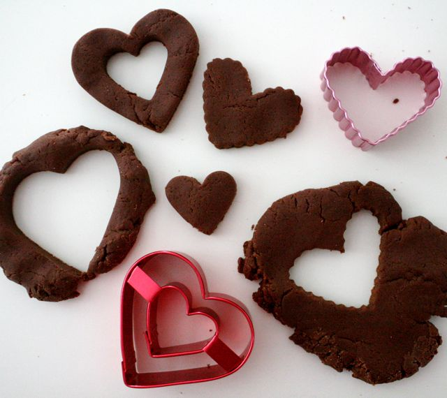 Chocolate Play Dough, inspired by It's Valentine's Day by Jack Prelutsky - Off the Shelf