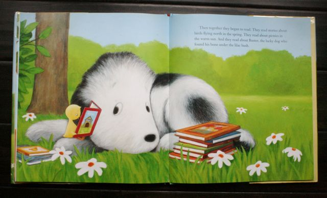 How Rocket Learned to Read - Off the Shelf