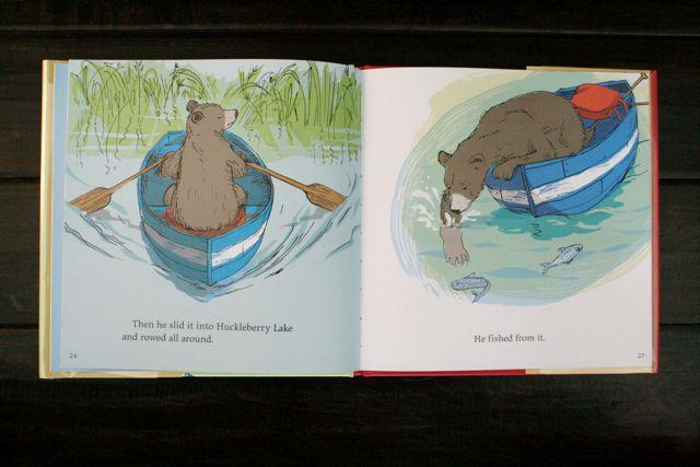 Big Bear's Big Boat - Off the Shelf