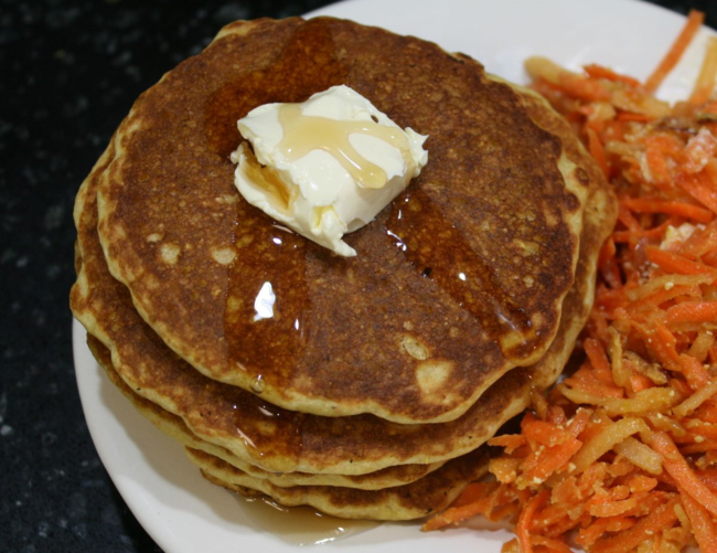 Cornmeal Pancakes - Big Red Barn - Off the Shelf