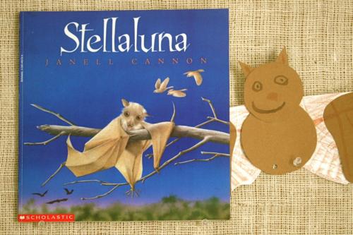 Stellaluna - Janell Cannon - Off the Shelf