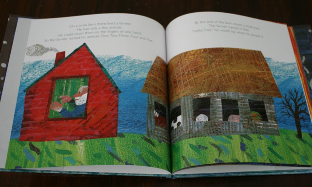 Dream Snow by Eric Carle - Off the Shelf