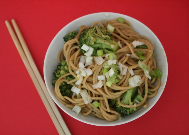 Asian Noodles Recipe - The Story About Ping - Off the Shelf