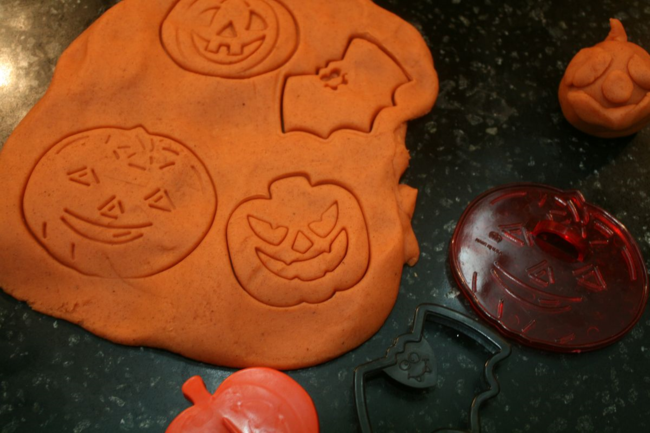 Pumpkin Pie Playdough - Big Pumpkin - Erica Silverman - Off the Shelf