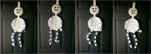 Rattle and Shake Skeletons Craft - Rattlebone Rock - Off the Shelf