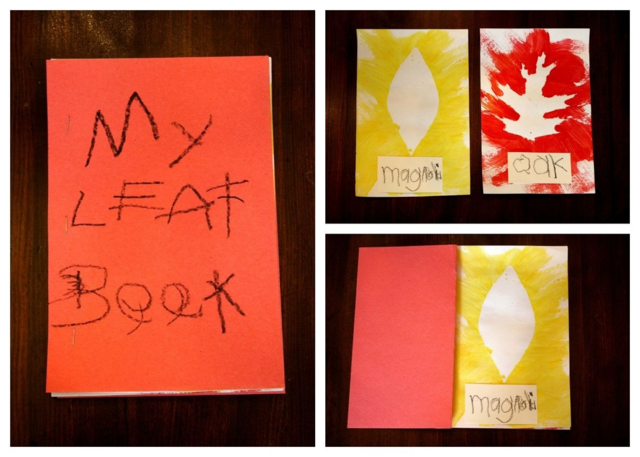 My Leaf Book - Fletcher and the Falling Leaves - Off the Shelf